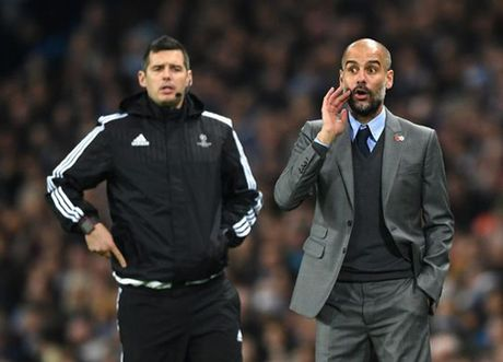 8 sac thai cam xuc cua Pep Guardiola trong ngay Man City ha Barcelona - Anh 4