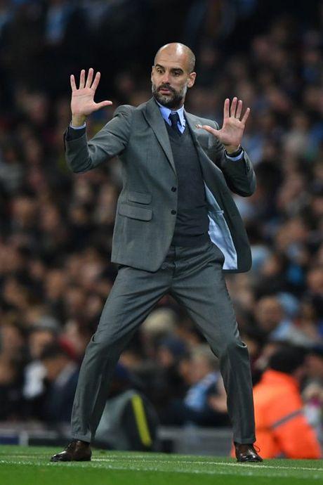 8 sac thai cam xuc cua Pep Guardiola trong ngay Man City ha Barcelona - Anh 5