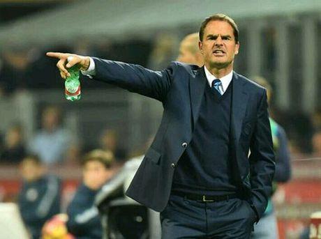 Inter Milan te hai duoi thoi Frank de Boer - Anh 1