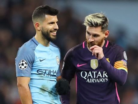 TIET LO: Aguero da co ngan Messi au da voi cau thu Man City - Anh 2