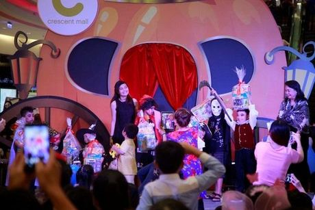 Halloween tung bung tai Phu My Hung - Anh 10