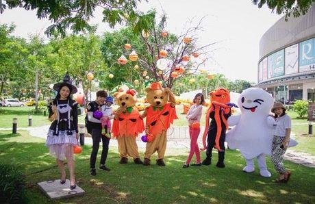 Halloween tung bung tai Phu My Hung - Anh 1