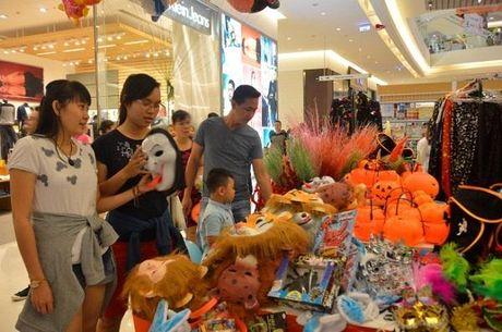 Halloween tung bung tai Phu My Hung - Anh 4