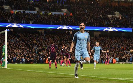 Ket qua bong da hom nay 2/11: Man City de bep Barca - Anh 1