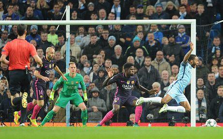 Cham diem Man City 3-1 Barca: Kevin de Bruyne che mo Messi - Anh 10
