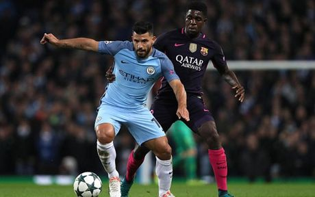 Cham diem Man City 3-1 Barca: Kevin de Bruyne che mo Messi - Anh 17
