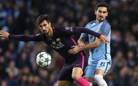 Cham diem Man City 3-1 Barca: Kevin de Bruyne che mo Messi - Anh 21