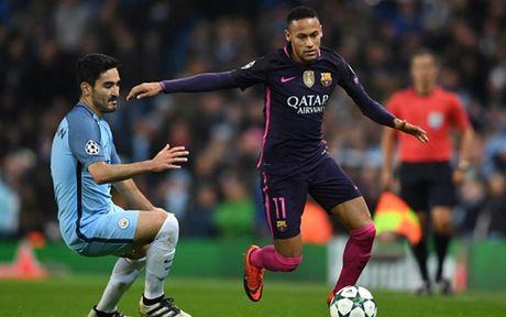 Cham diem Man City 3-1 Barca: Kevin de Bruyne che mo Messi - Anh 22