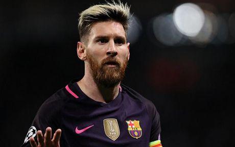 Cham diem Man City 3-1 Barca: Kevin de Bruyne che mo Messi - Anh 24