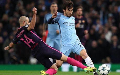 Cham diem Man City 3-1 Barca: Kevin de Bruyne che mo Messi - Anh 9