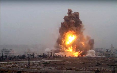 Nga: Dam phan hoa binh Syria bi tri hoan vo thoi han - Anh 1