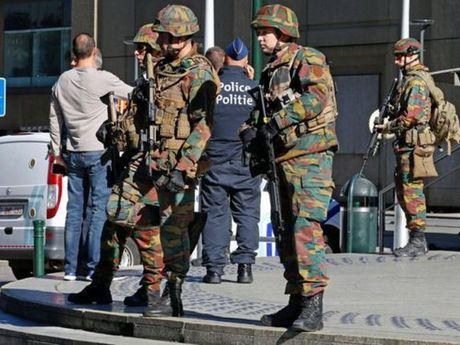 Bi tiep tuc tim kiem vu khi sau cac vu tan cong Paris va Brussels - Anh 1