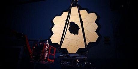 NASA se co kinh vien vong khong gian lon nhat the gioi - Anh 1