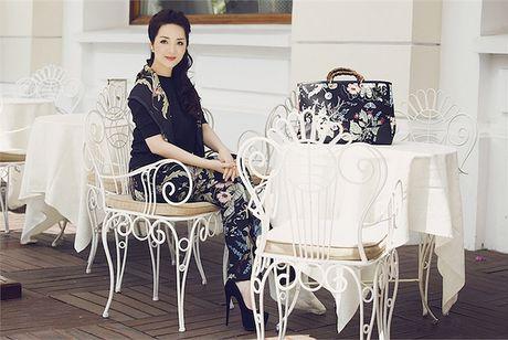 Soi khoi hang hieu 'kech xu' cua Hoa hau Giang My - Anh 10