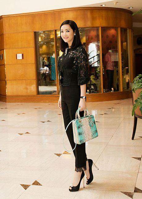 Soi khoi hang hieu 'kech xu' cua Hoa hau Giang My - Anh 13