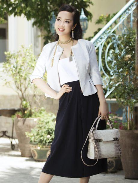 Soi khoi hang hieu 'kech xu' cua Hoa hau Giang My - Anh 8