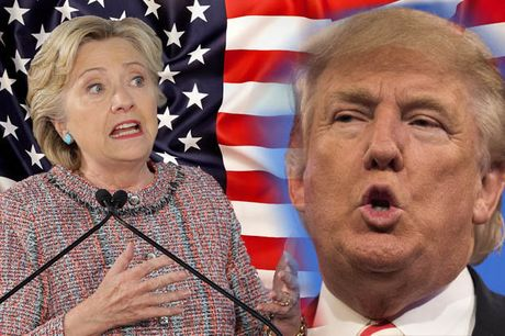 Nut bam hat nhan giao cho Trump hay Hillary thi an toan? - Anh 1