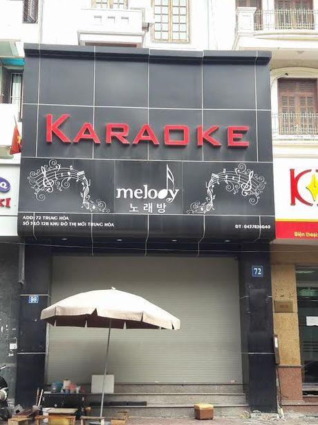 Vu chay 13 nguoi chet: Cac quan karaoke the nao sau lenh 'cam'? - Anh 7