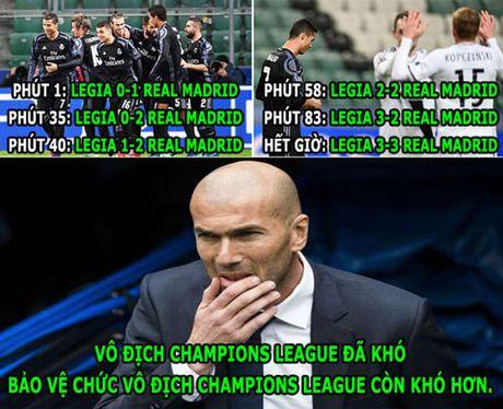 HAU TRUONG (3.11): Ronaldo 'dung mo Bong Vang', Pogba 'chuon' khoi M.U - Anh 2