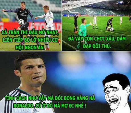 HAU TRUONG (3.11): Ronaldo 'dung mo Bong Vang', Pogba 'chuon' khoi M.U - Anh 4