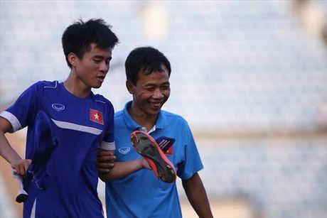 Ly do khien HLV Hoang Anh Tuan khong su dung Phan Thanh Hau? - Anh 1