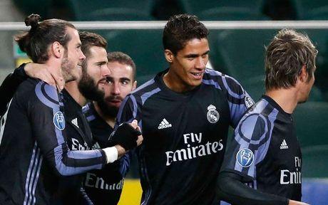 Ghi ban sau 57 giay, Gareth Bale di vao lich su Real tai Champions League - Anh 1