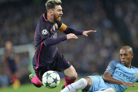 He lo: Messi doi tan cau thu nao cua Man City? - Anh 1