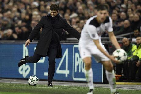 Pochettino 'can loi' truoc con khung hoang cua Tottenham - Anh 1