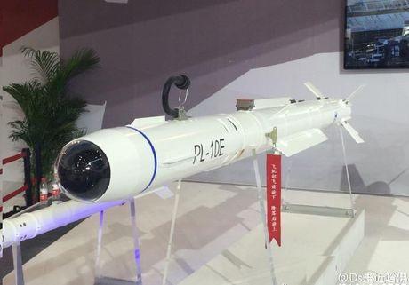 Thuc hu ten lua PL-10E 'dang cap the gioi' cua Trung Quoc - Anh 1