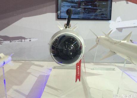 Thuc hu ten lua PL-10E 'dang cap the gioi' cua Trung Quoc - Anh 3