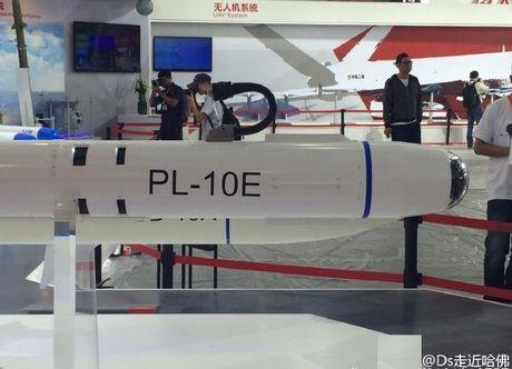 Thuc hu ten lua PL-10E 'dang cap the gioi' cua Trung Quoc - Anh 5