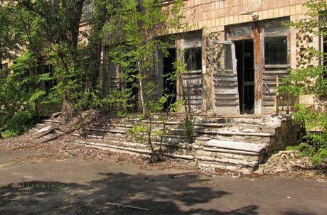 Thi tran Pripyat 30 nam sau tham hoa hat nhan Chernobyl - Anh 3
