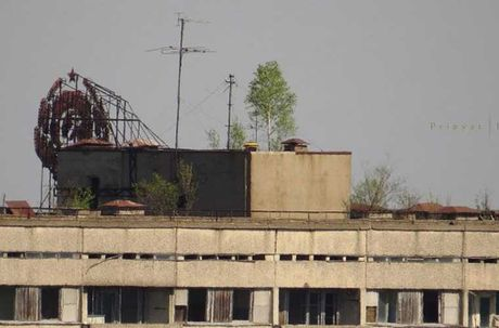Thi tran Pripyat 30 nam sau tham hoa hat nhan Chernobyl - Anh 6