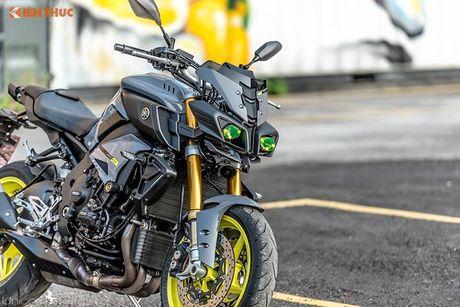 Yamaha MT-10 - Transformer 2 banh gia 557 trieu dong - Anh 6