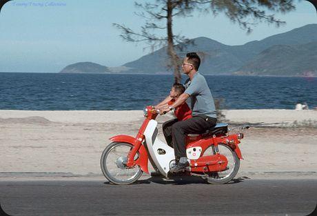 Bo anh cuc doc ve xe may o Nha Trang nam 1969 - Anh 10
