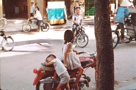 Bo anh cuc doc ve xe may o Nha Trang nam 1969 - Anh 14