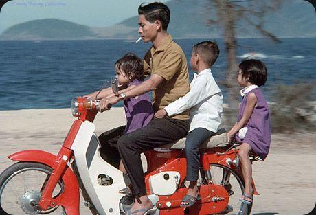 Bo anh cuc doc ve xe may o Nha Trang nam 1969 - Anh 7