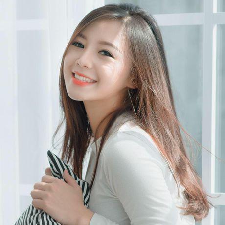 Hot girl 'Vo nguoi ta' khoe mat moc xinh dep kho tin - Anh 1