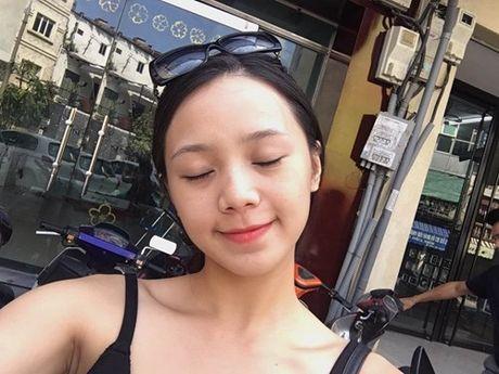 Hot girl 'Vo nguoi ta' khoe mat moc xinh dep kho tin - Anh 3