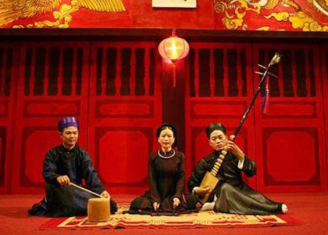10 CLB Ca tru tham gia Lien hoan Tai nang tre Ca tru Ha Noi 2016 - Anh 1