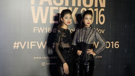 An tuong dem mo man Vietnam International Fashion Week 2016 - Anh 2