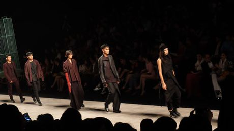 An tuong dem mo man Vietnam International Fashion Week 2016 - Anh 9
