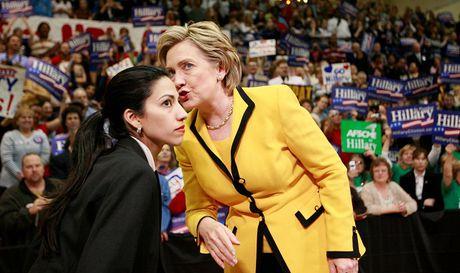 Chuyen ve 'con gai thu hai' cua ba Hillary Clinton - Anh 1