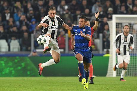 Champions League: Roi diem dang tiec, Juventus mat ngoi dau - Anh 1