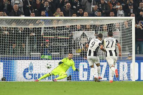 Champions League: Roi diem dang tiec, Juventus mat ngoi dau - Anh 2