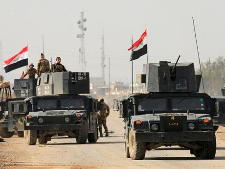 "Iraq ""san sang chien tranh"" voi Tho Nhi Ky sau khi tai chiem Mosul - Anh 1"