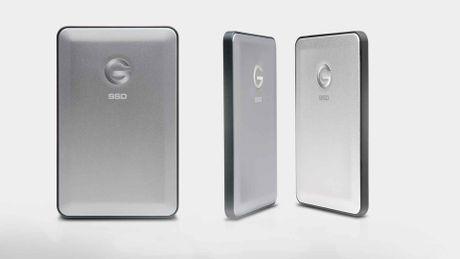 G-Technology ra mat o SSD gan ngoai sieu nhanh - Anh 1