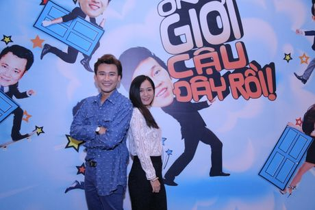 "Thanh Duy, Ngo Kien Huy ""thang chuc"" trong On gioi! Cau day roi! mua 3 - Anh 8"