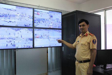 58 camera giam sat vi pham giao thong cao toc Noi Bai - Lao Cai - Anh 1
