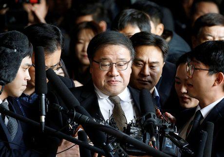 Han Quoc bat khan cap cuu Thu ky cap cao cua Tong thong - Anh 1